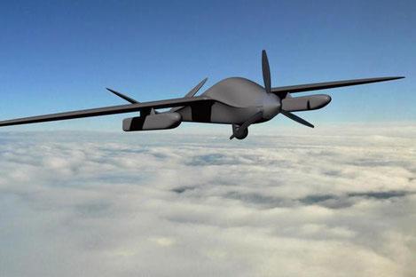 В Грузии создали первый боевой дрон «Т31»