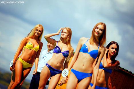 В Тбилиси собрались 26 красивейших девушек планеты