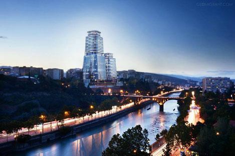 Число покупок недвижимости иностранцами в Тбилиси выросла на 200%