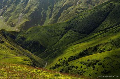 National Geographic отметит свое 125 летия в горах Тушети