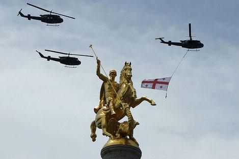 Грузия объявила о начале «Новой Эры» вооруженных сил страны