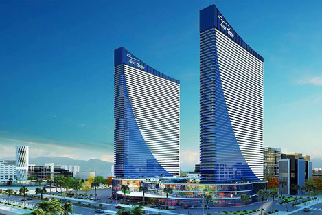 В Батуми начинается строительство грандиозного гостиничного комплекса «Twin Tower»