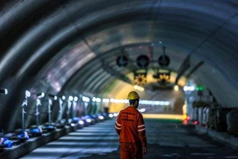 Грузия построит супертоннель по пути в Россию