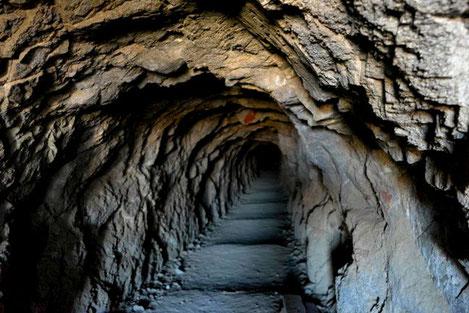 На востоке Грузии в городе Телави обнаружен подземный туннель XIII века