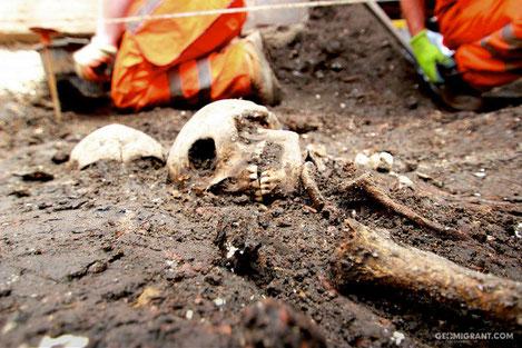 В Грузии случайно нашли уникальные античные могильники