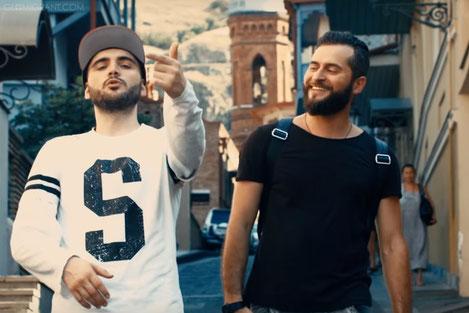Премьера: «Гамарджоба чемо Тбилис калако»