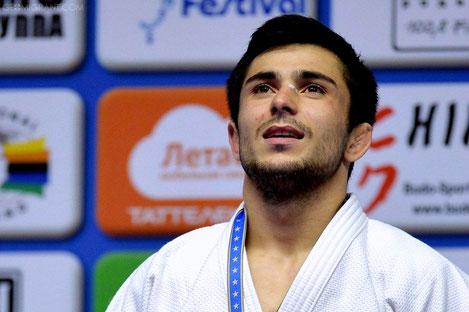Грузинский дзюдоист Важа Маргвелашвили стал чемпионом Гран-При Дюссельдорфа