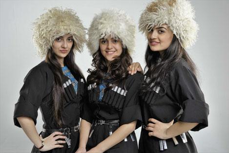 Концерты трио «Мандили» впервые пройдут в России