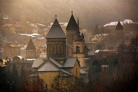 «Второго такого города нет, а первый такой город - Тбилиси»