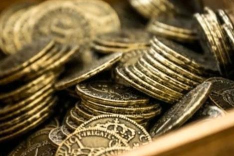 Могильщики в Грузии нашли золото на миллион