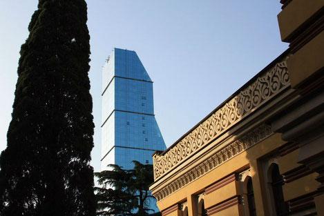 Тбилиси попал в список «100 самых устойчивых городов мира»
