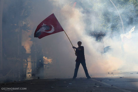 МИД Грузии предупреждает своих граждан соблюдать осторожность во время пребывания на территории Турции