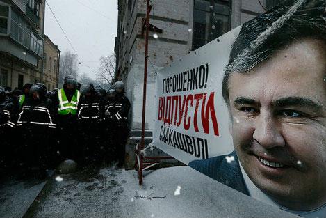 Михаил Саакашвили – американский или российский агент?