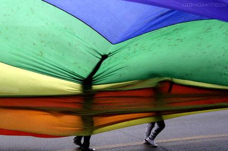 В Грузии раскрыли природу геев