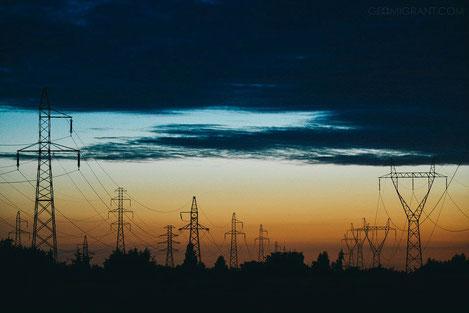 Грузия начала экспорт электроэнергии в Россию