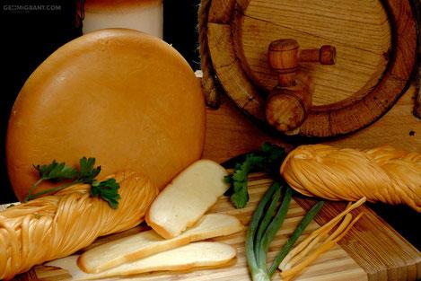В Тбилиси открывается «Кавказский фестиваль сыра»