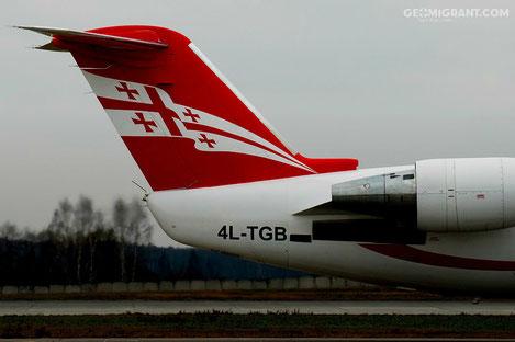 На Грузинский авиарынок выходит новая компания «Air Georgia»
