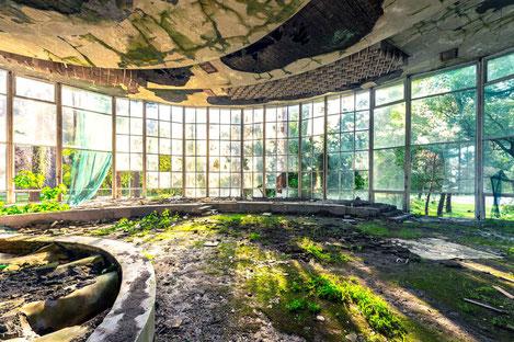 Прошлое, настоящее и будущее Абхазии в объективе французского фотографа