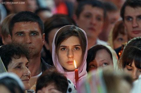 Сегодня православный мир празднует Рождество Пресвятой Богородицы
