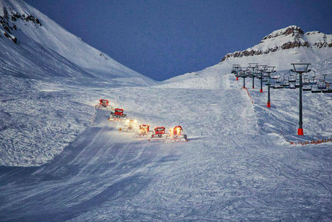 В Грузии открылась новая горнолыжная трасса «Тетлунди»