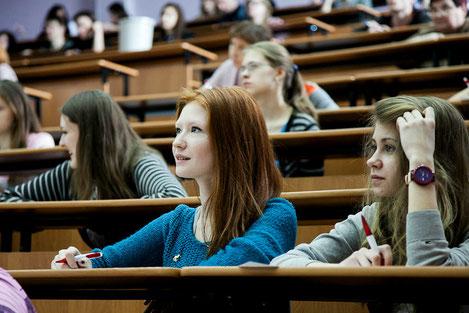 Российские вузы приглашают студентов из Грузии