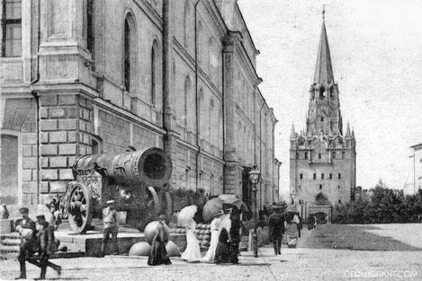 Многовековое грузинское присутствие в Москве