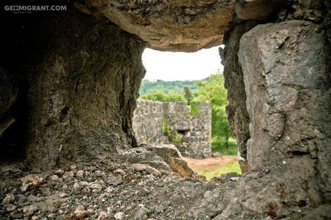 В крепости «Гонио» обнаружена мозаика 2000 летней давности