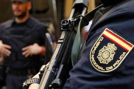 В Испании задержаны 23 члена «Грузинской Мафии»