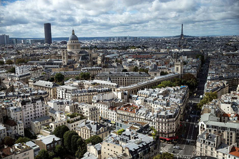 Число грузинских эмигрантов во Франции достигло рекордного показателя