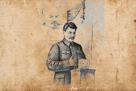 «Неизвестный Сталин»: Жизнь и борьба великого тирана