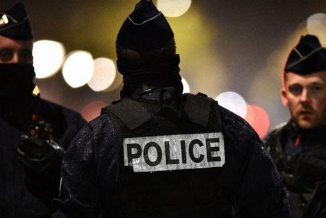 Во Франции арестованы 35 граждан Грузии