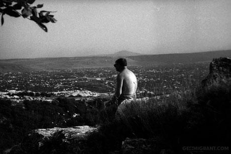 Грузия в 1963 году глазами французского туриста