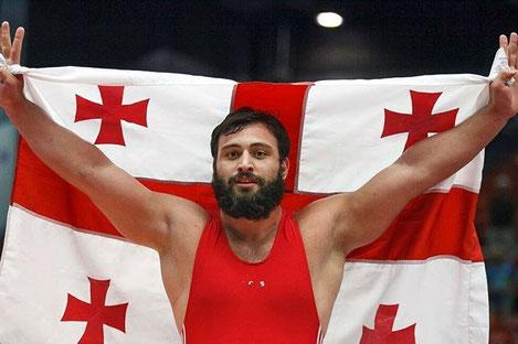 Сразу четыре грузинских борца стали чемпионами мира