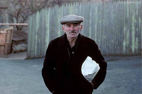 Жители Тбилиси в уникальных фотографиях 1988 года