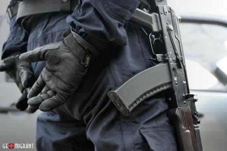 В Москве задержан Грузинский «Вор в Законе» по кличке «Шалва Хонский»