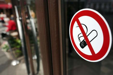 В Грузии вводят полный запрет курения во всех учреждениях