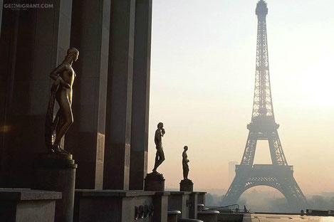 Посольство Грузии в Париже ищет двоих Грузинских туристов
