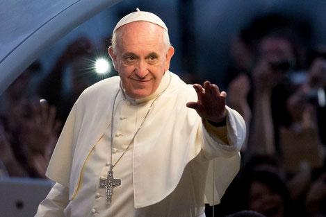 Папа Римский заявил о желании дружить с Грузией
