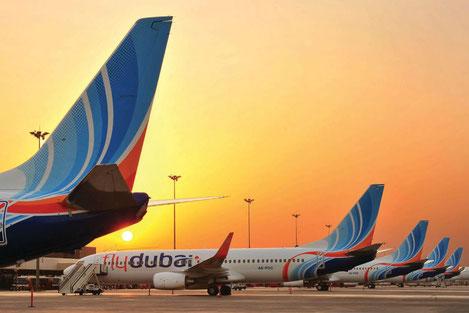 Батуми и Дубай свяжут прямые авиарейсы