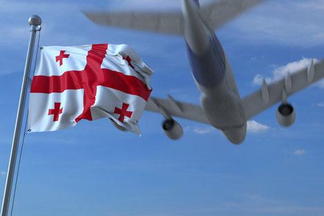 Грузия восстанавливает авиасообщение