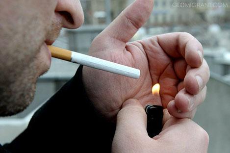 «В Грузии сложно бросить курить»