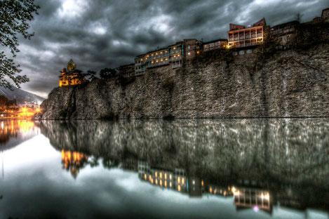 «Тбилиси: Тёплый город, тёплый приём»