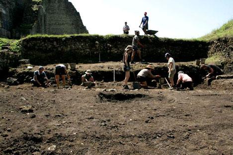 В Грузии обнаружено культовое сооружение IV - III тысячелетия до нашей эры