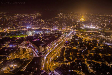 Тбилиси попал в список самых комфортных для жизни городов мира