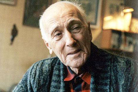 95 лет со дня рождения культового писателя Грузии Чабуа Амирэджиби