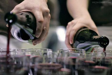 Приключения грузинских вин в России