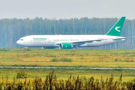 Новая авиалиния свяжет Грузию с Туркменистаном