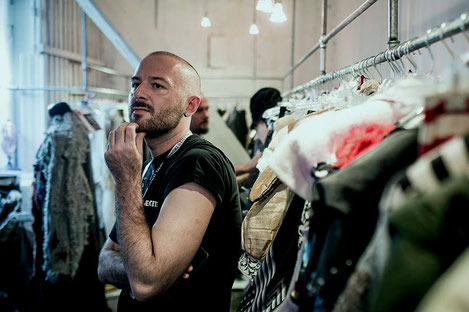 Грузинский дизайнер признан «Человеком Года» в Великобритании