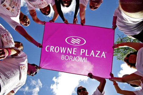В Боржоми открыли пятизвездочную гостиницу мирового бренда «Crowne Plaza»