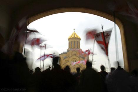 «Алило» в Грузии: сеять любовь, учиться прощать